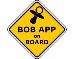 BoB App on Board - Segnale Presenza Sistema Anti-Abbandono