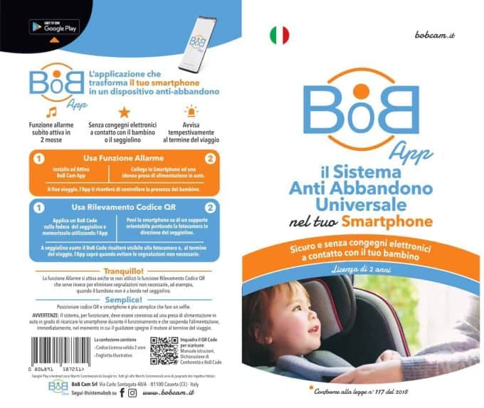 Licenza 2 Anni - Packaging
