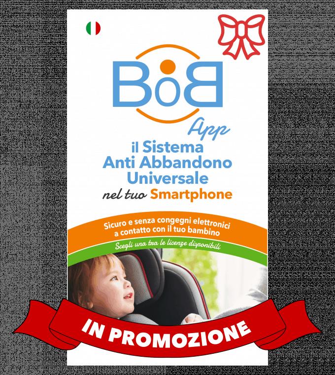 Licenza Promozione BoB App